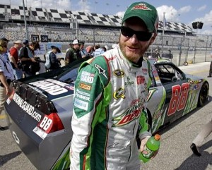 dale earnhardt jr daytona