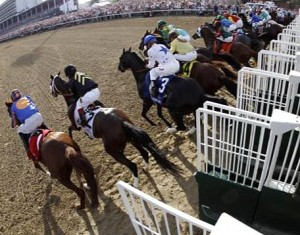 kentucky derby jump 2012