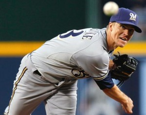 brewers greinke