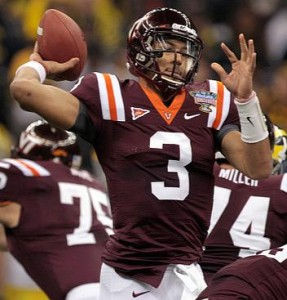 virginia tech logan thomas