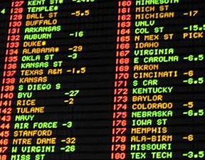 Vegas Spreads CFB